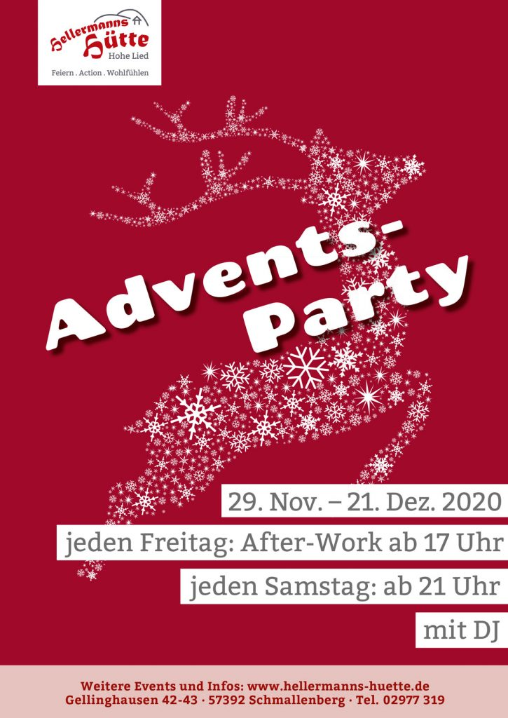 Adventsparty_2020